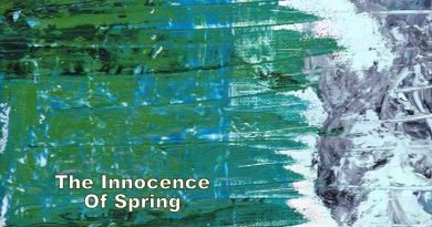 The Innocence Of Spring – RELEASED TODAY
