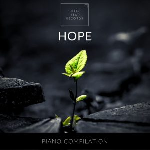 Hope album cover - 12 pianists spread a message of hope